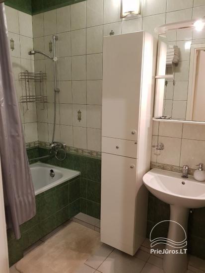 Przestronny apartament z dwiema sypialniami w Nidzie - 9