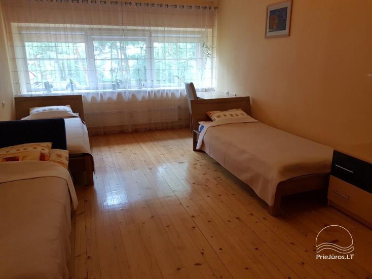Przestronny apartament z dwiema sypialniami w Nidzie - 3