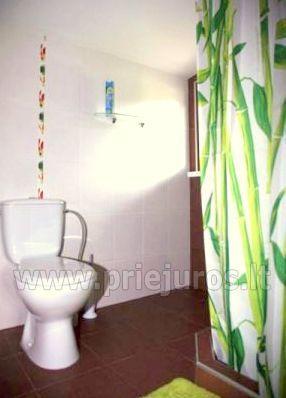 Domek z tarasem dla wakacje w Palanga SAULES NAMELIS, 200m od morza! - 10