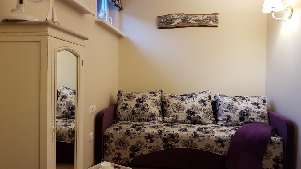 Apartament w Pervalce do 6 osób: osobne wejście, taras - 6