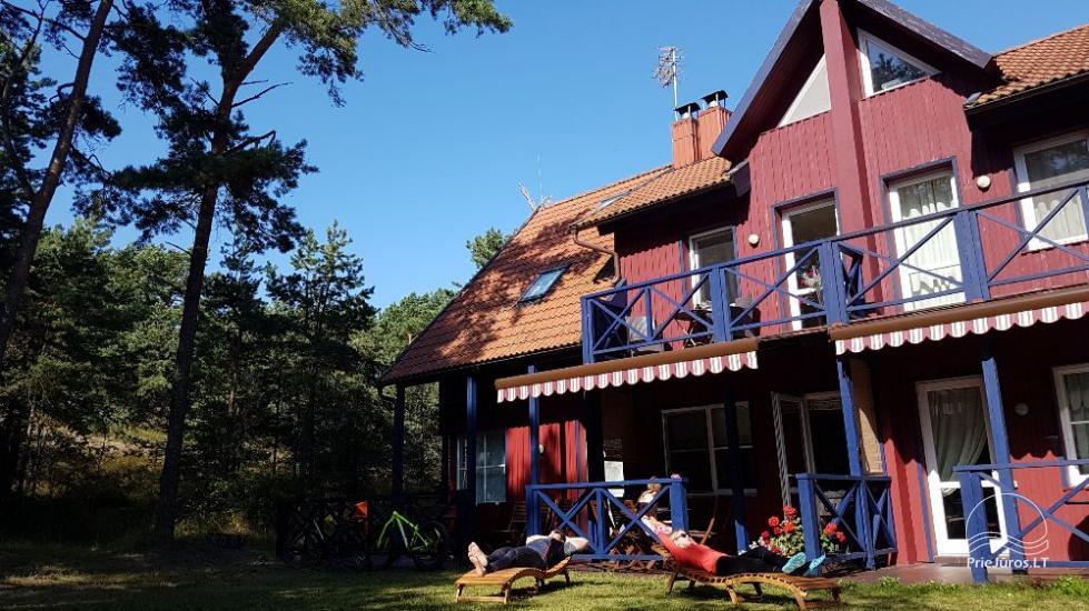 Apartament w Pervalce do 6 osób: osobne wejście, taras - 14