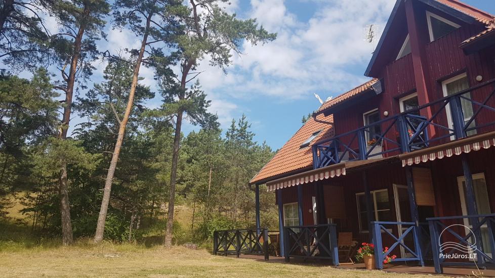 Mieszkania do wynajecia w Pervalka (Neringa) - 1
