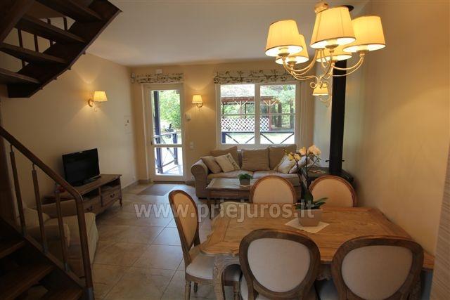 Apartament w Pervalce do 6 osób: osobne wejście, taras - 4