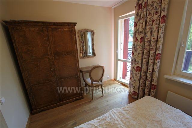 Apartament w Pervalce do 6 osób: osobne wejście, taras - 9