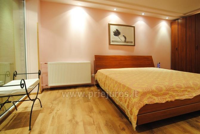 2-pokojowe mieszkanie w centrum Połągi Elite Vacation: 1rst piętro, ciche miejsce - 7