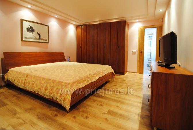 2-pokojowe mieszkanie w centrum Połągi Elite Vacation: 1rst piętro, ciche miejsce - 6