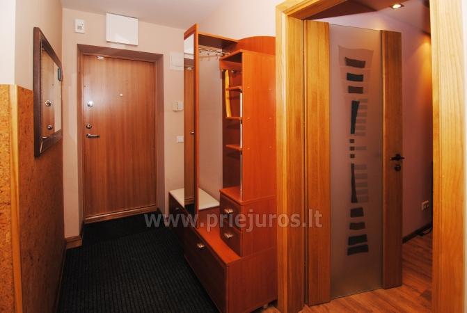 2-pokojowe mieszkanie w centrum Połągi Elite Vacation: 1rst piętro, ciche miejsce - 9