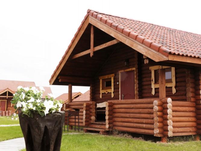Domki nad morzem w Sventoji (Litwa) - 4