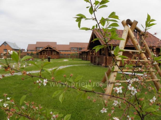 Domki nad morzem w Sventoji (Litwa) - 5