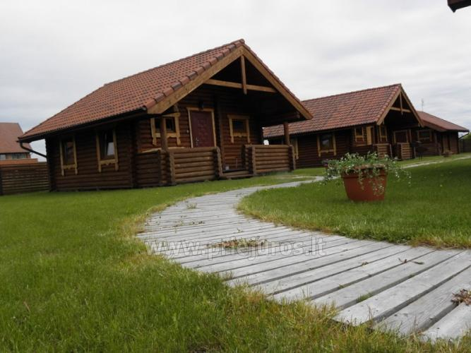 Domki nad morzem w Sventoji (Litwa) - 3