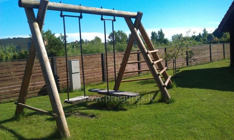 Domki nad morzem w Sventoji (Litwa) - 10