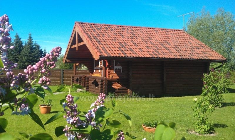 Domki nad morzem w Sventoji (Litwa) - 8