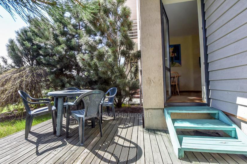Vila Verbena w Połądze, 2-3 pokojowe mieszkanie z balkonem lub tarasem, kuchni. 7 min pieszo do morza! - 6