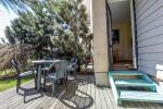 Vila Verbena w Połądze, 2-3 pokojowe mieszkanie z balkonem lub tarasem, kuchni. 7 min pieszo do morza! - 10