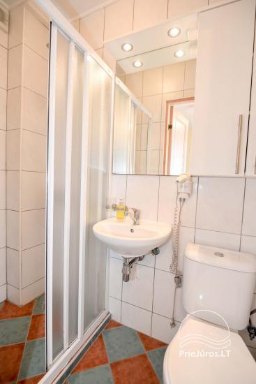 """1 i 2-pokojowe apartamenty do wynajęcia w Nidzie. Dom gościnny """"Nidos Gaiva"""" - 23"""