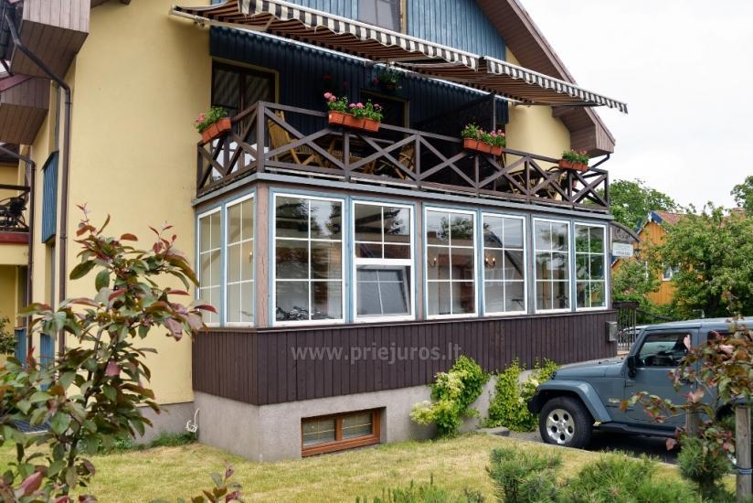 """1 i 2-pokojowe apartamenty do wynajęcia w Nidzie. Dom gościnny """"Nidos Gaiva"""" - 10"""