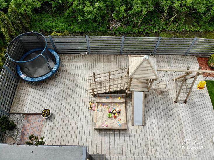 Apartamenty, pokoje – Willa VITALIJA w Poladze z basenem z podgrzewaną wodą - 22