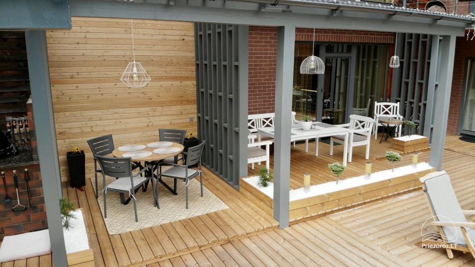 Apartamenty, pokoje – Willa VITALIJA w Poladze z basenem z podgrzewaną wodą - 28