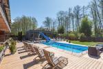 Apartamenty, pokoje – Willa VITALIJA w Poladze z basenem z podgrzewaną wodą - 6