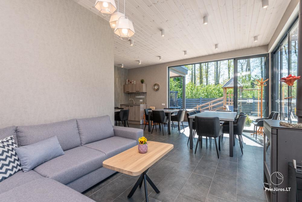 Apartamenty, pokoje – Willa VITALIJA w Poladze z basenem z podgrzewaną wodą - 15