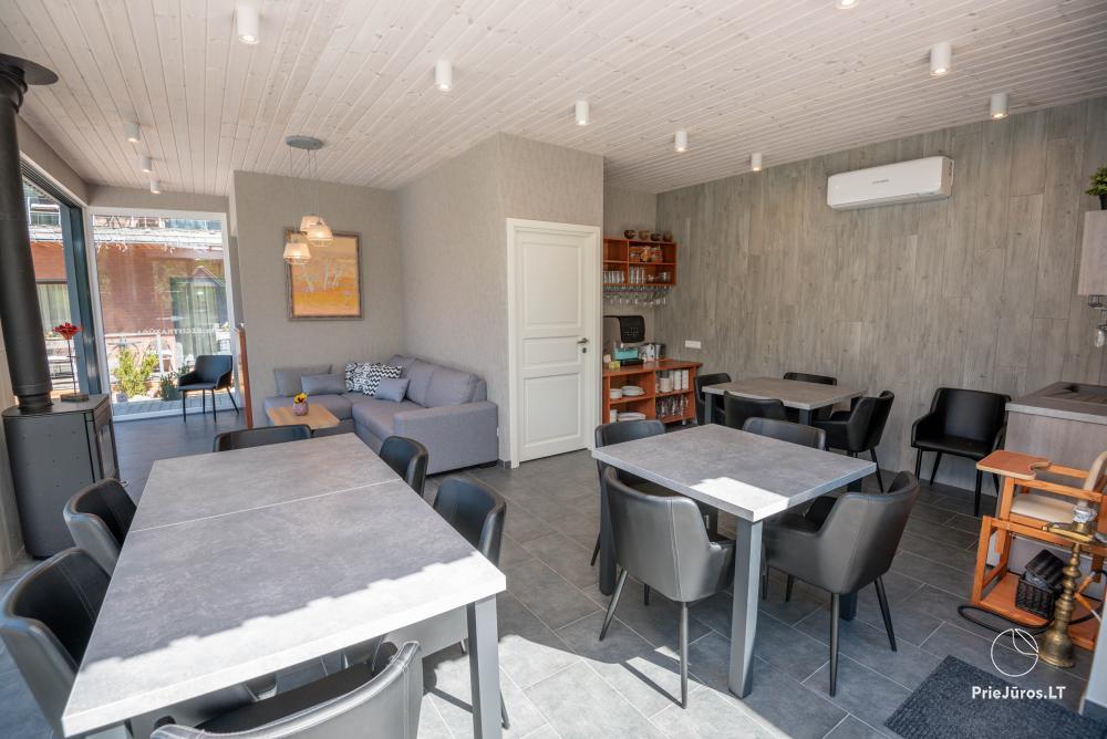Apartamenty, pokoje – Willa VITALIJA w Poladze z basenem z podgrzewaną wodą - 19