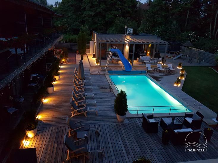 Apartamenty, pokoje – Willa VITALIJA w Poladze z basenem z podgrzewaną wodą - 8