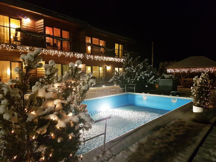 Apartamenty, pokoje – Willa VITALIJA w Poladze z basenem z podgrzewaną wodą - 10