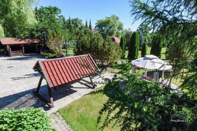 Gospodarstwo do wynajęcia w dzielnicy Kłajpedy - 27