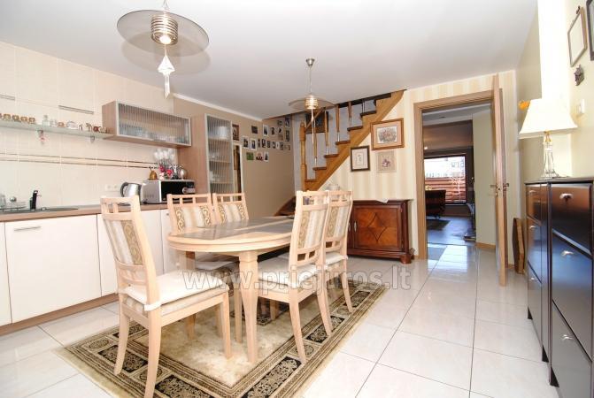Pokoje, apartamenty, dom do wynajecia w Palanga Birgitos namai - 2