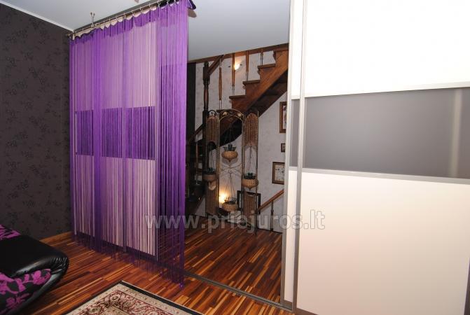 Pokoje, apartamenty, dom do wynajecia w Palanga Birgitos namai - 9