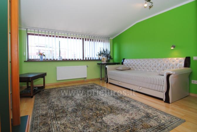 Pokoje, apartamenty, dom do wynajecia w Palanga Birgitos namai - 1