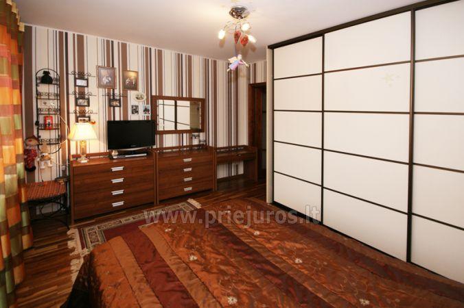 Pokoje, apartamenty, dom do wynajecia w Palanga Birgitos namai - 5