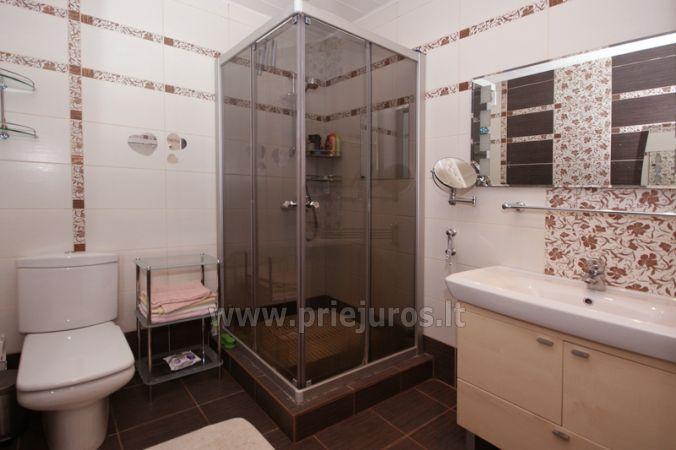 Pokoje, apartamenty, dom do wynajecia w Palanga Birgitos namai - 11