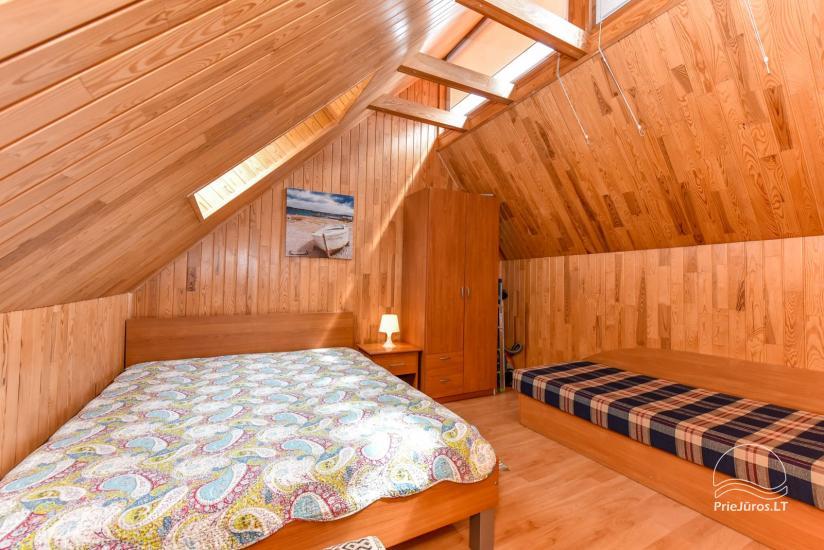 Cottage No. 6 bedroom on the second floor floor
