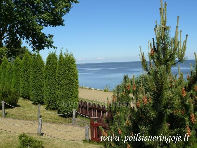 Wypoczynek w Pervalka - willa Mariu gintaras - 3