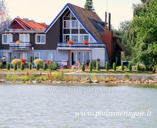 Wypoczynek w Pervalka - willa Mariu gintaras - 7