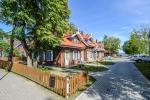 Dom wakacyjny na Litwie na Mierzei Kuronskiej w Preila Preilos Vetra - 8