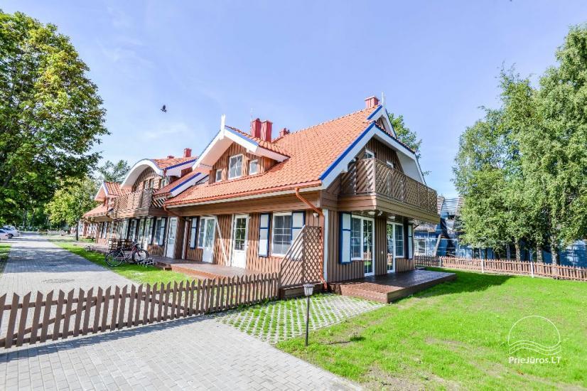 Dom wakacyjny na Litwie na Mierzei Kuronskiej w Preila Preilos Vetra - 5