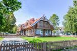 Dom wakacyjny na Litwie na Mierzei Kuronskiej w Preila Preilos Vetra