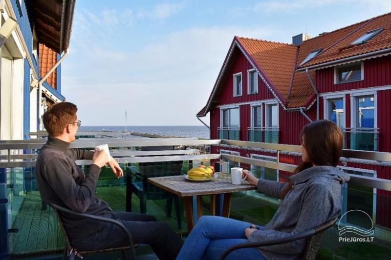 Mieszkanie wakacyjne w Pervalka, Mierzeja Kuronska