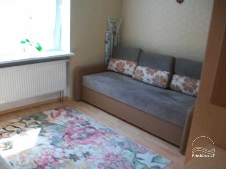 Dwupokojowe apartamenty for rent w Juodkrante - 6
