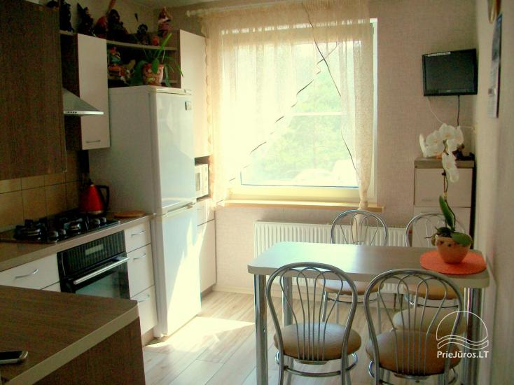 Dwupokojowe apartamenty for rent w Juodkrante - 1