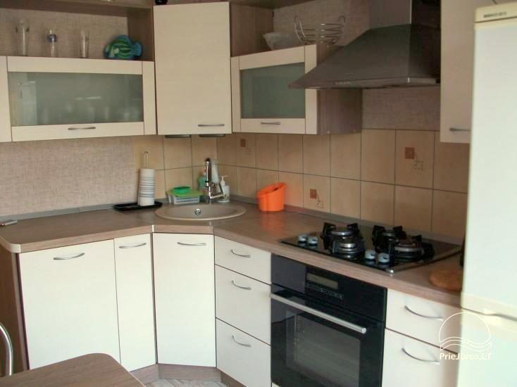 Dwupokojowe apartamenty for rent w Juodkrante - 2