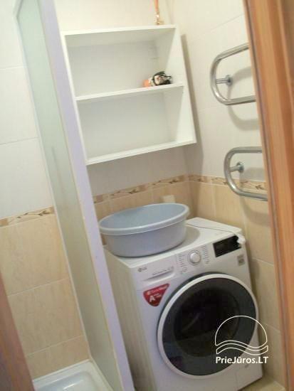 Dwupokojowe apartamenty for rent w Juodkrante - 5