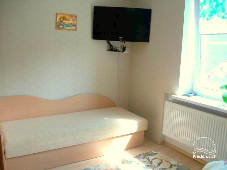 Dwupokojowe apartamenty for rent w Juodkrante - 3