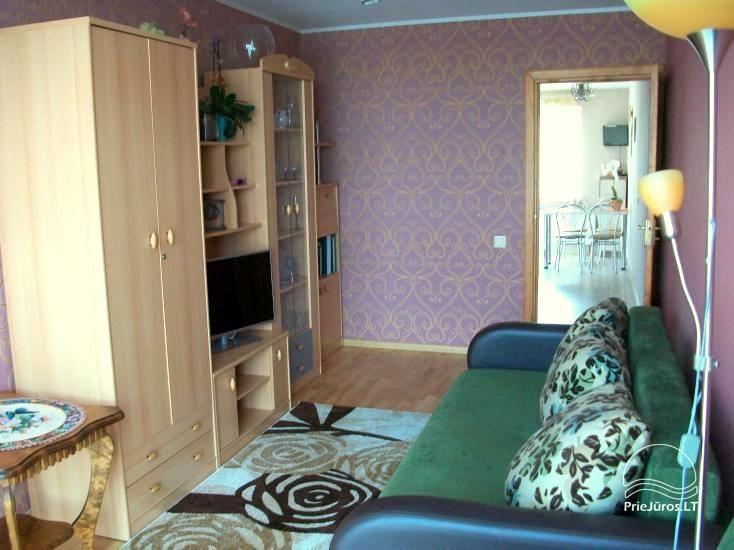 Dwupokojowe apartamenty for rent w Juodkrante - 4