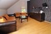 Apartamenty rodzinne na drugim piętrze (do 6 osób)