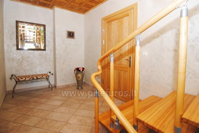 Pokoje i apartamenty w Sventoji - pensjonat 11 Zuvedru - 7