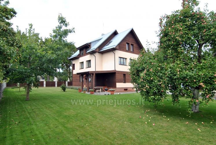 Pokoje i apartamenty w Sventoji - pensjonat 11 Zuvedru - 5