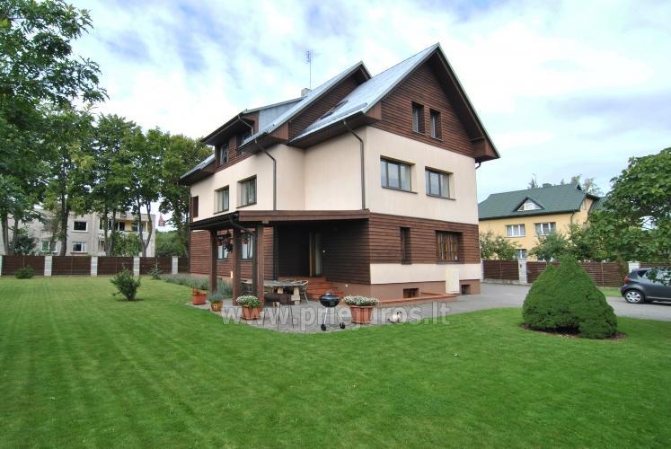 Pokoje i apartamenty w Sventoji - pensjonat 11 Zuvedru - 4